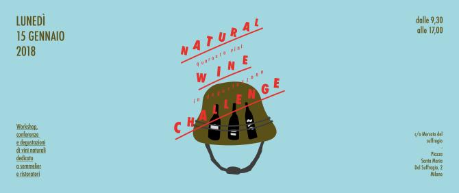 NATURAL WINE CHALLENGE con Mads Kleppe del Noma