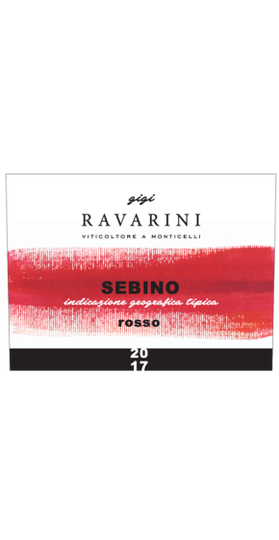 Sebino Rosso - fornte